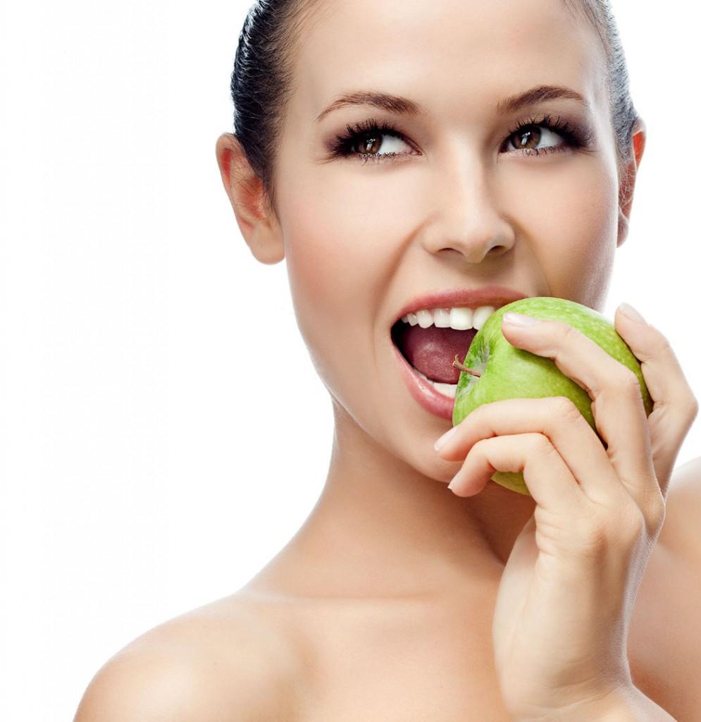 Alimentos que ayudan en la salud bucodental